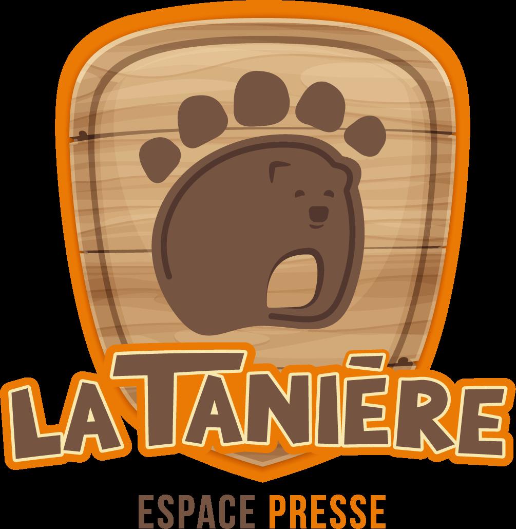 Portail Presse – Zoo-Refuge La Tanière Logo